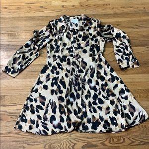 Hayden  Los Angles Leopard Dress